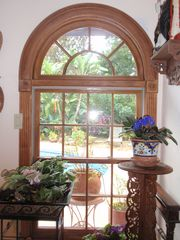 Naples house photo - The Casa - Window with a view