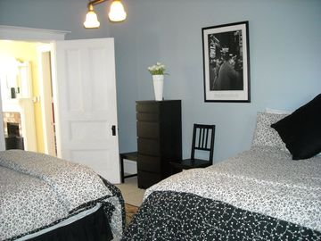 another view of 2nd bedroom