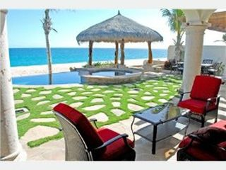 San Jose del Cabo villa photo - Beachfront Pool area