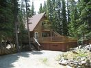 St. Marys Glacier Cabin Rental Picture