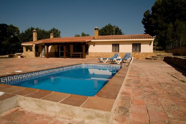 Self catering Hort del Viver for 4 people
