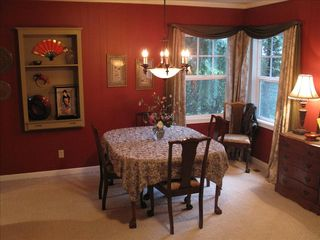 Portland house photo - Dining room table seat up to eight
