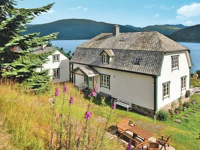 Vacation home in Davik, Western Norway - 7 persons, 4 bedrooms
