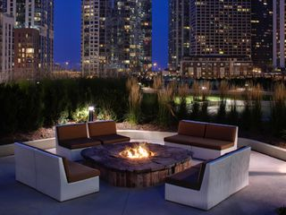 Chicago condo photo - Outdoor Fire Pit