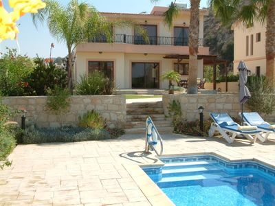 Pissouri Village villa rental