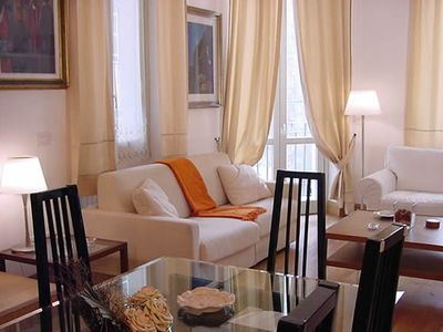 65sqmt, 1 Bedroom 1 Bathroom for 4 guests in Rome near Vatican