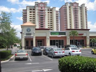 Lake Buena Vista condo photo - Starbucks right out front!