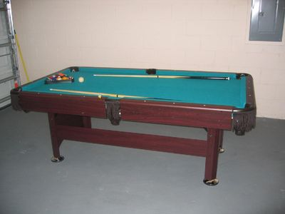 Orlando villa rental - Pool Table