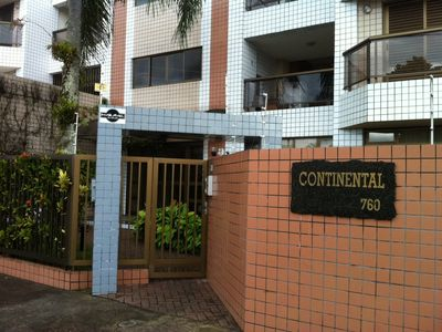 APTO 31 EDIF. CONTINENTAL 2 BLOCKS CENTRAL BEACH / CHRIST, AR, WI-FI, garag, ELEV