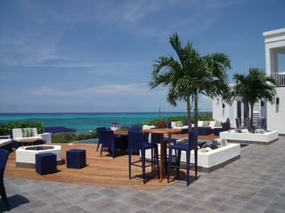 Providenciales - Provo house photo - Deck with a view!