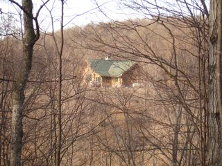 Bellaire / Shanty Creek cabin photo - Threw the woods