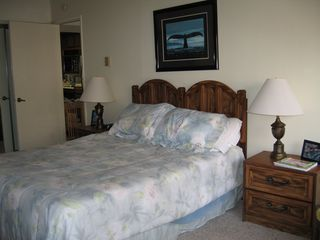 Catalina Island condo photo - Bedroom with QueenSized Bed