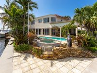 Delray Beaach Intracoastal Elegance - Waterfront estate close to downtown