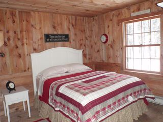 White Cloud cabin photo - The Charlotte Room...