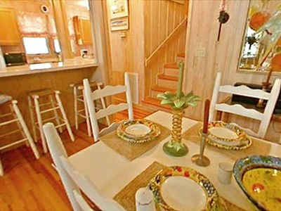 Giants Roost Dining - Cottage Rental Agency Seaside, Florida
