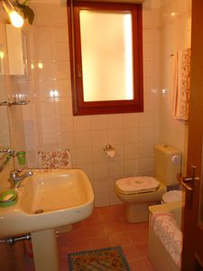 Historic Center apartment rental - bathroom