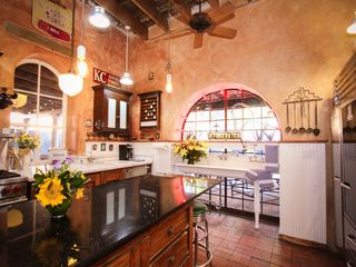 Tucson estate photo - Kitchen with Wolf convection oven
