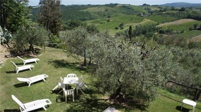 Apartment for 4 people in San Gimignano