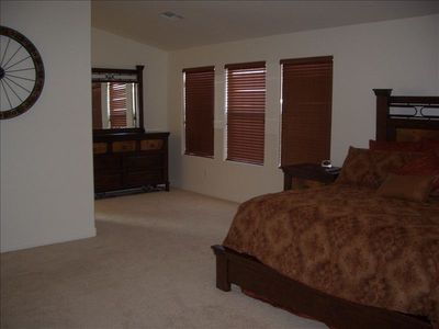 Queen Creek house rental - Master Suite