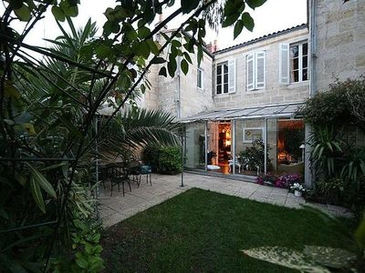 Chartronshouse the address in the heart of the historic centre of prestigious wi