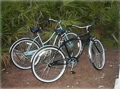 Complimentary Adult Bikes (Complimentary Beach Equipment Also Provided)