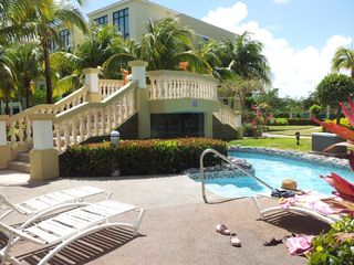 Loiza villa photo - Lazy River Pool Bridge