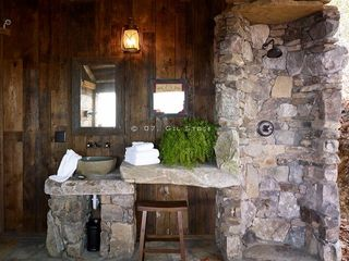 Sapphire cabin photo - How about a private outdoor shower?