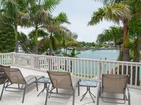Waterfront Home With Private Dock, Stunning Views, Half A Mile From The Beach.
