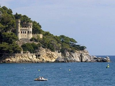 Lloret Castle (private)