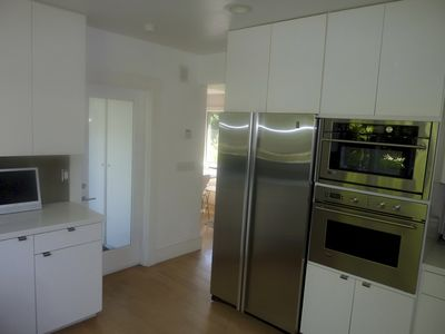 Seattle house rental - The kitchen.