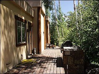 Snowmass Village house photo - Outdoor Deck