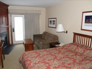 Master Bedroom or Rent as Stand-alone Studio - Snowshoe Mountain condo vacation rental photo