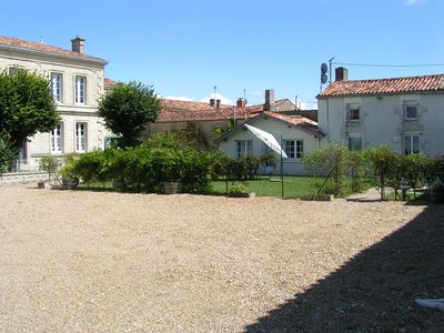 Pegasus Les Constillations 2 bedroom house in a beautiful gite complex, perfect