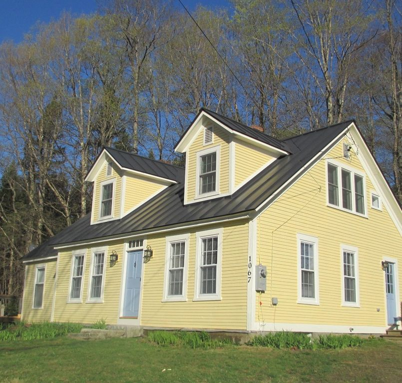 Greensboro farmhouse rental - Springtime in Greensboro May 2013
