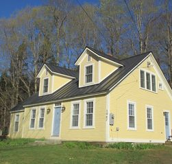 Greensboro farmhouse photo - Springtime in Greensboro May 2013