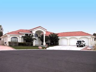 Las Vegas house photo - House Frontage
