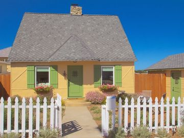 Pacific Grove house rental - Welcome to Storybook Cottage!