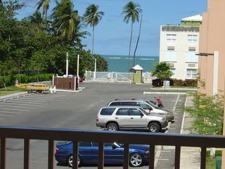 Loiza apartment photo - Balcony View