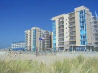 Luxurious Condominiums on the ocean front in downtown Seaside