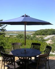 Provincetown house photo - View from patio