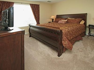 3rd Floor King Suite with adjoining Master Bath