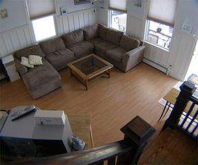 Boardwalk house photo - Living Room