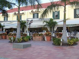 Aruba condo photo - Giannis outdoor italian restauant