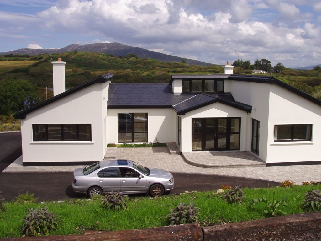 modern irish bungalow house plans exterior bungalow house ireland