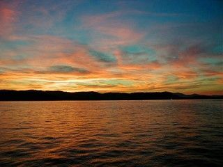 Coeur d 'Alene house photo - CDA Sunset