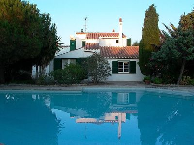 Country Villa With Private Pool And Large Garden