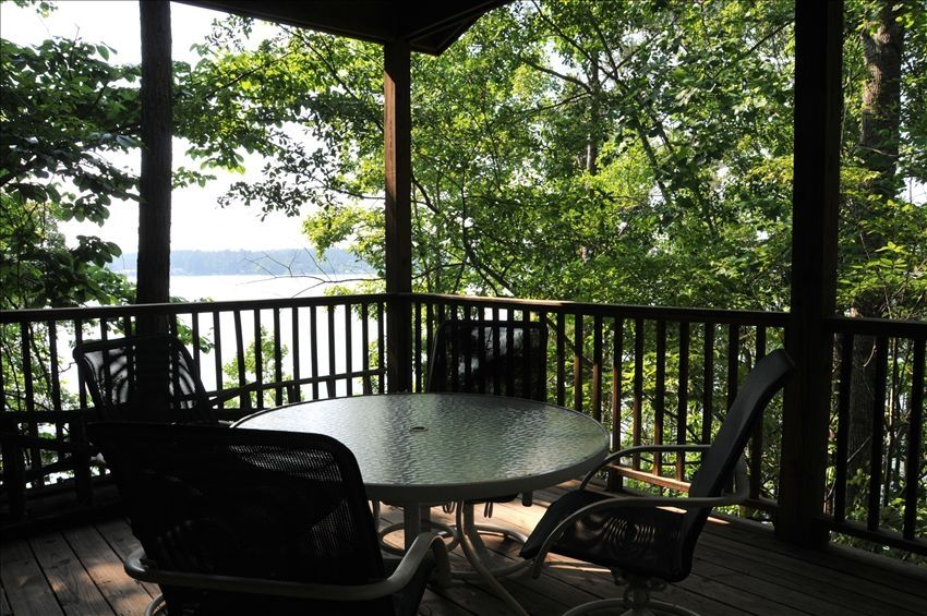 Waterfront Lake Cabin With Big Water Views Of Vrbo