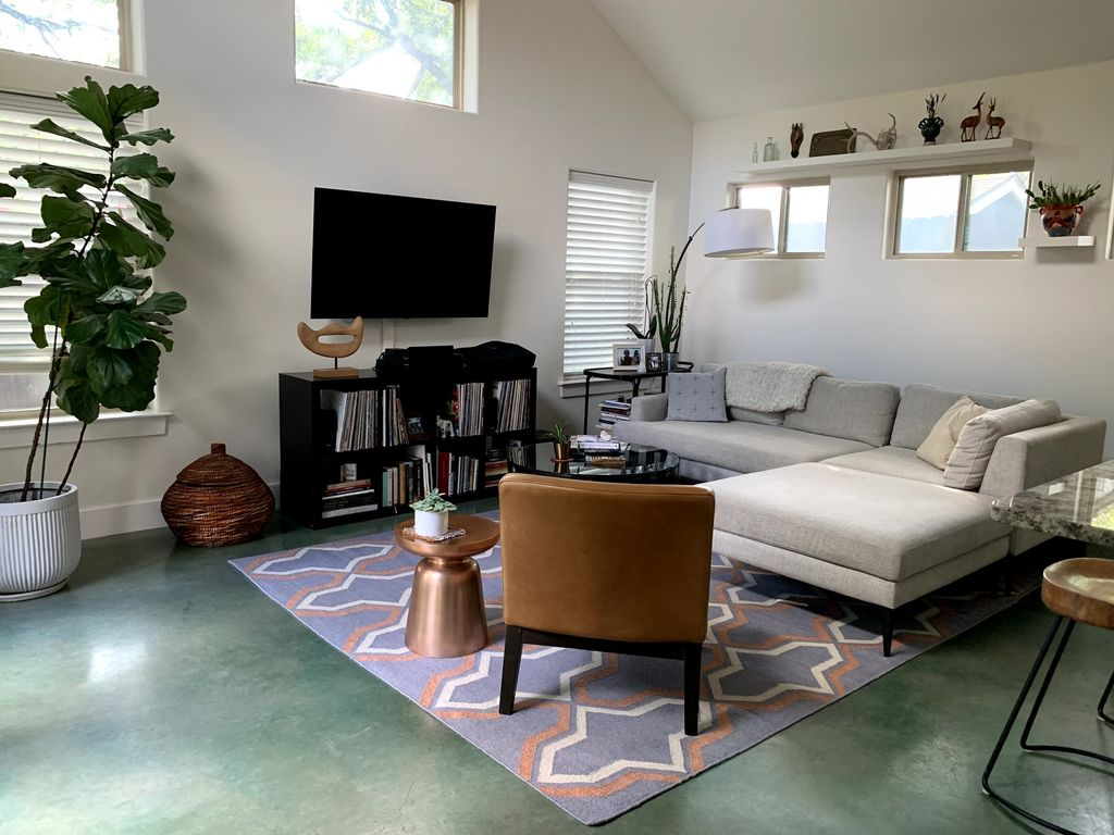 Modern house in East Central Austin – Great for ACL Music Festival