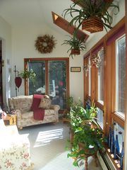 Beech Hill Pond house photo - Sunroom