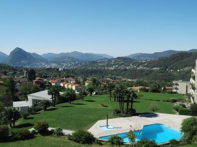FROM PRIVATE - Residence Cadro Panoramica / Lugano - Apartment